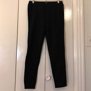 Madewell size Small black pull on pants